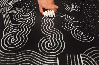 craies dessins sculptures chalk drawers nikolas bentel