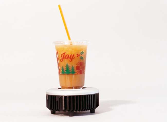 drink induction chiller refroidisseur canettes boissons, Ce Support Garde au Frais vos Boissons Préférées (video)