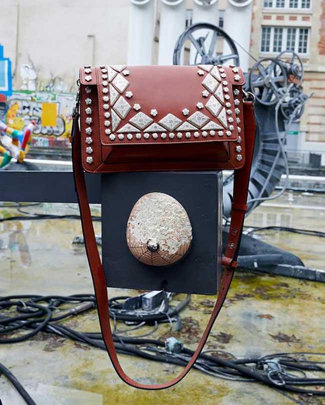 isabel marant campagne automne hiver 2018 2019, L'Hiver Prochain Isabel Marant Visite le Centre Pompidou à Paris
