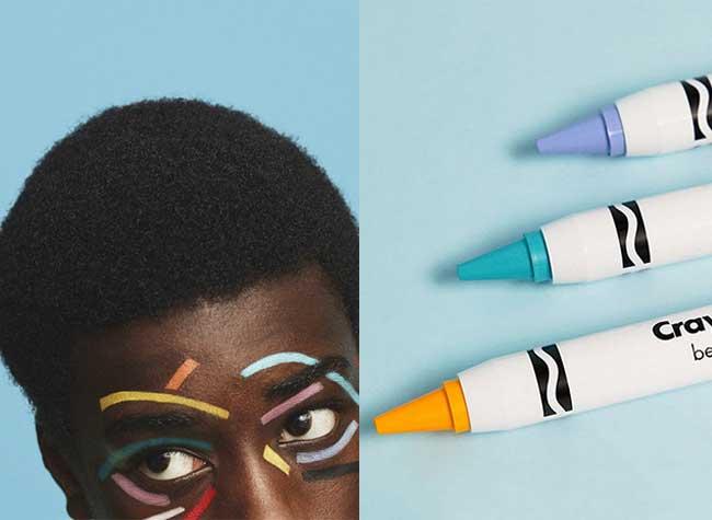 maquillage crayola cosmetique asos, Cosmétiques Crayola pour les Artistes du Maquillage