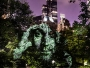 street art projection lumiere portraits new york