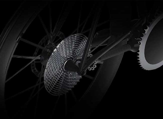 ceramicspeed-velo-sans-chaine, Driven, le Vélo Révolutionnaire sans Chaîne ni Dérailleur
