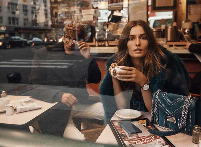 michael kors bailey campagne hiver 2018 2019