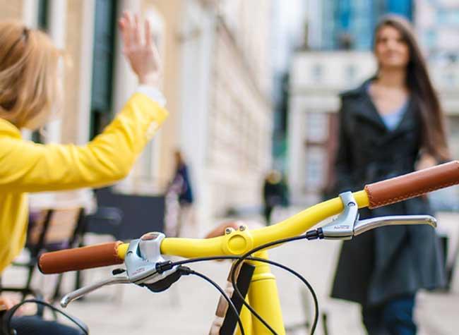 urbanizedbikes velo sans chambre air entretient roues solides 2 - Urbanized Bikes, le Velo Urbain à Roues Solides et Increvables