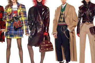 versace campagne homme femme hiver 2018 2019 7 331x219 - 54 Jeunes Influenceurs chez Versace l'Hiver Prochain