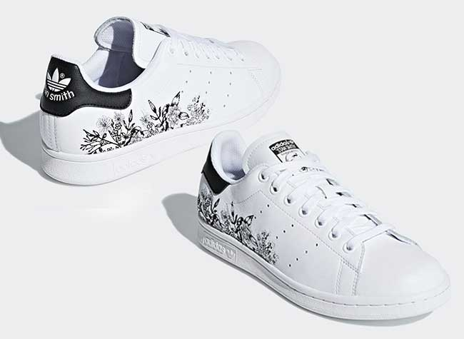 adidas originals stan smith broderie