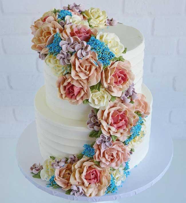 cake art gateaux nature leslie vigil