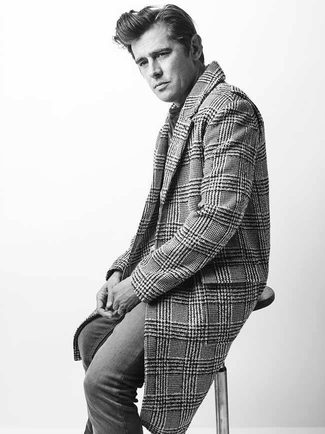campagne zadig voltaire homme hiver 2018 2019, Zadig & Voltaire a Trouvé son James Dean pour l'Hiver