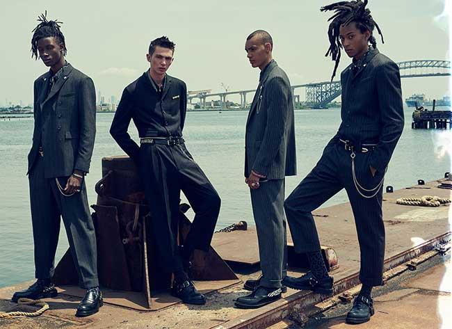 campagne zara homme hiver 2018 2019, L'Homme Zara Sera Retro et Rebelle l'Hiver Prochain