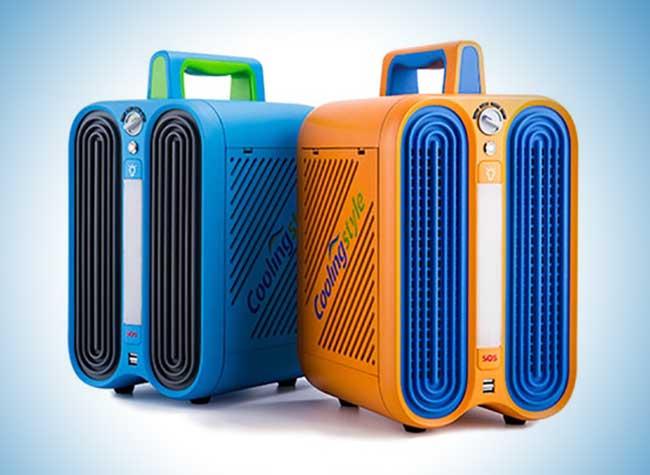 climatiseur portable mobile petit multifonctions 2 - CoolingStyle, le plus Petit des Climatiseurs Portables (video)