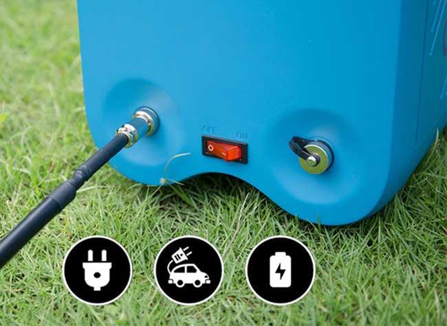 climatiseur portable mobile petit multifonctions 4 - CoolingStyle, le plus Petit des Climatiseurs Portables (video)
