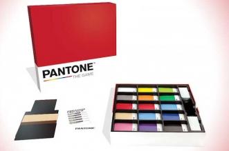 cryptozoic pantone the game jeu societe couleurs