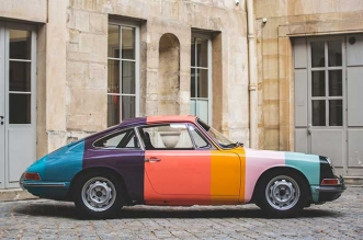porsche 911 edition paul smith