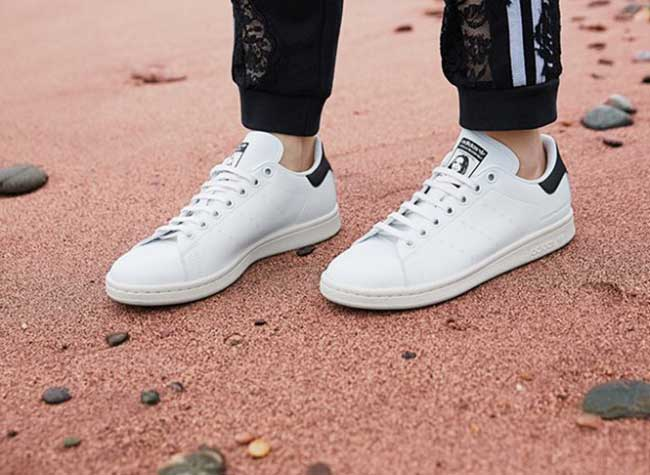 adidas stan smith stella mccartney baskets vegan 2 - Les Baskets Adidas Stan Smith en Edition Vegan