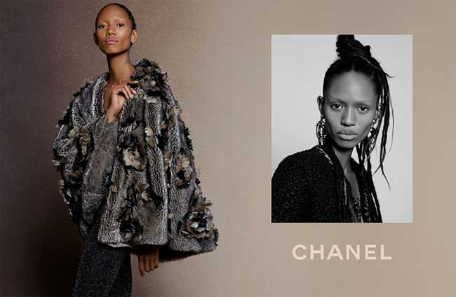 chanel campagne hiver 2018 2019