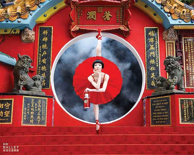 hong kong ballet campagne pub 2018 2019 4 - Le Hong Kong Ballet dans une Campagne Pétillante de Créativité