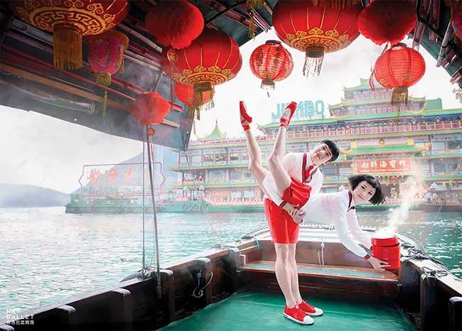 hong kong ballet campagne pub 2018 2019 5 - Le Hong Kong Ballet dans une Campagne Pétillante de Créativité