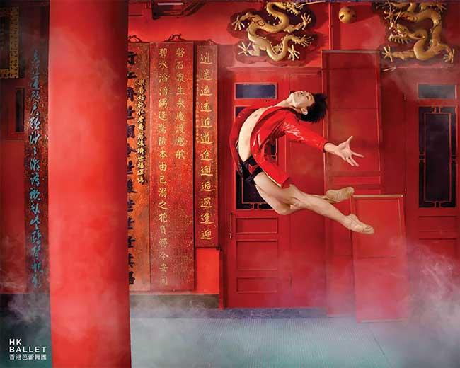 hong kong ballet campagne pub 2018 2019 6 - Le Hong Kong Ballet dans une Campagne Pétillante de Créativité