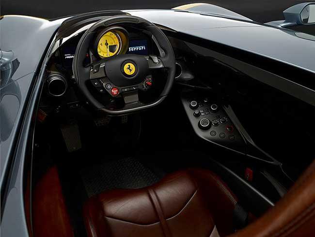 monza sp1 sp2 speedsters ferrari, Monza SP1 et SP2, les Nouveaux Speedsters Ferrari Icona
