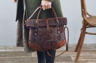 sacs cuir faits main handmade maria solovey