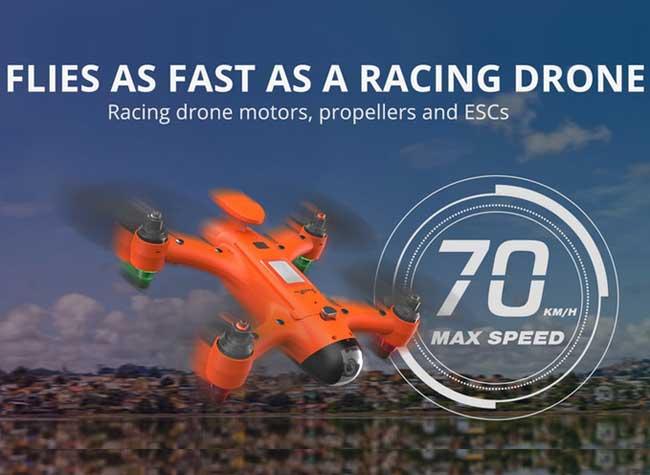 drone camera auchan