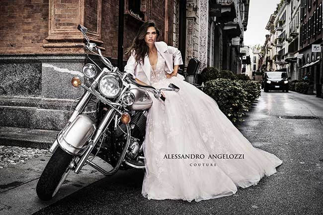 alessandro angelozzi couture robes mariees campagne 2019