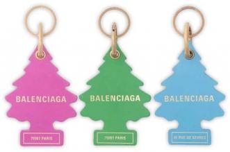 balenciaga arbre magique little trees contrefacon copie