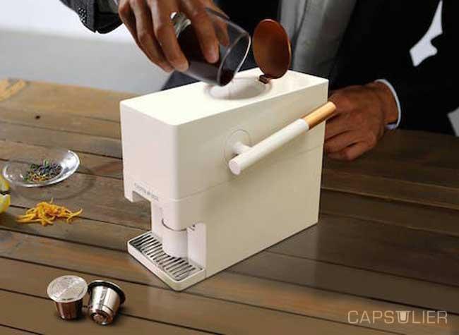Capsules Nespresso rechargeables, Fabriquer des Capsules Nespresso Rechargeables à Vie