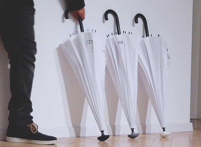 drip tip pakzu design bouchon parapluie egouttoir, Le Bouchon Egouttoir qui ne Quittera plus votre Parapluie