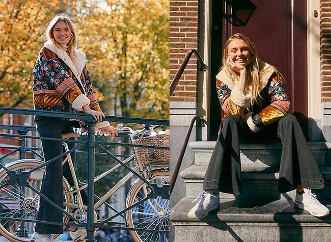 free people lookbook hiver 2018 7 - Escapade Automnale à Amsterdam pour Free People
