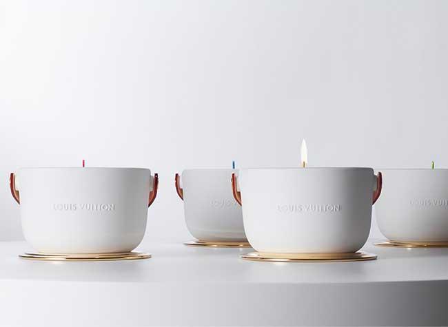 louis vuitton marc newson bougies parfumees, Bougies Louis Vuitton x Marc Newson, un Parfum de Chic !