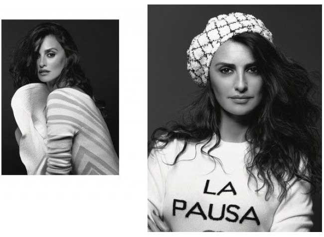 penelope-cruz-campagne-chanel-cruise-2019, Penelope Cruz Star de la Campagne Chanel Croisière 2019