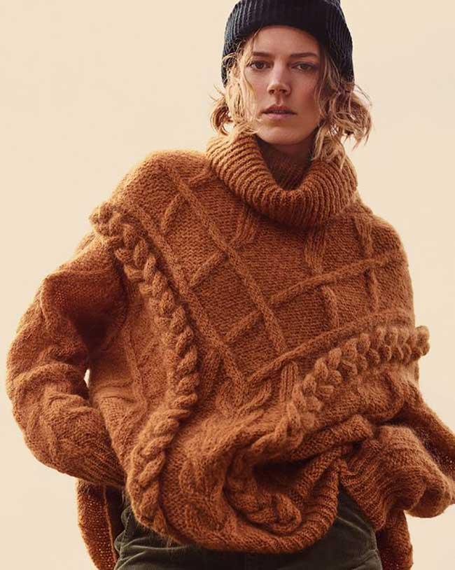 zara lookbook hiver 2018 cozy feeling, Un Hiver en Douceur et en Layering pour Zara Cozy Feeling