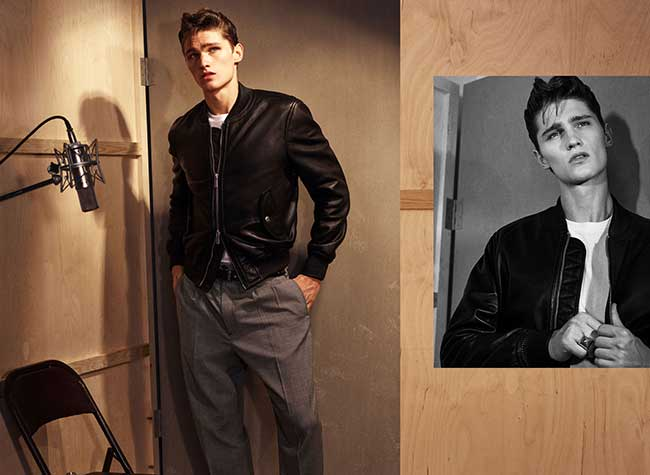 zara studio homme hiver 2018 2019, Rock n Roll Attitude pour l'Homme Zara cet Hiver