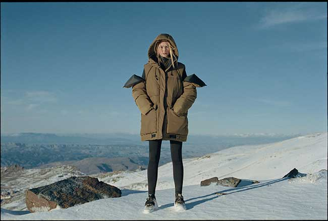 Zara Join Life TRF II, Zara Join Life x TRF II Une Collection Durable Pour l'Hiver