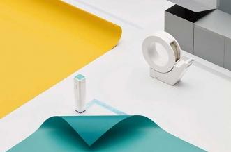 fourniture accessoires bureau nendo design gloo