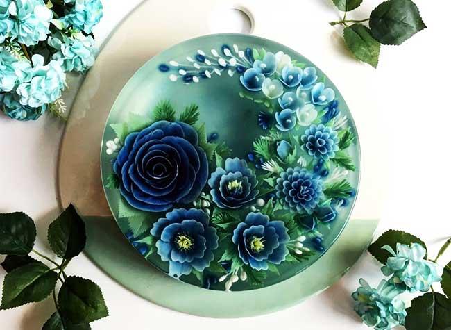 gateaux gelatine 3d siew heng boon 2 - Ces Gateaux 3D en Gélatine sont des Oeuvres d'Art