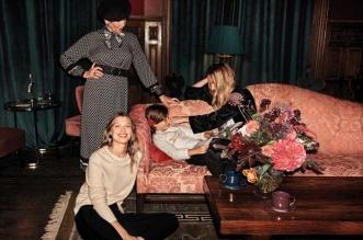 hm collection holiday noel 2018 campagne 4 331x219 - H&M Fête Noël en Famille à l'Hôtel Mauritz
