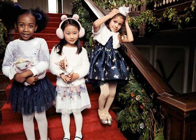 , H&M Fête Noël en Famille à l'Hôtel Mauritz