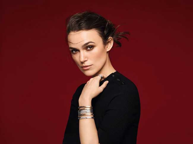 keira-knightley-campagne-chanel-joaillerie-coco-crush automne 2018, Keira Knightley en Chanel Girl pour Coco Crush Joaillerie