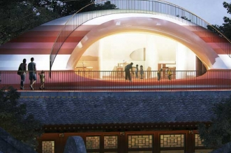 mad architects chine cours recreation design
