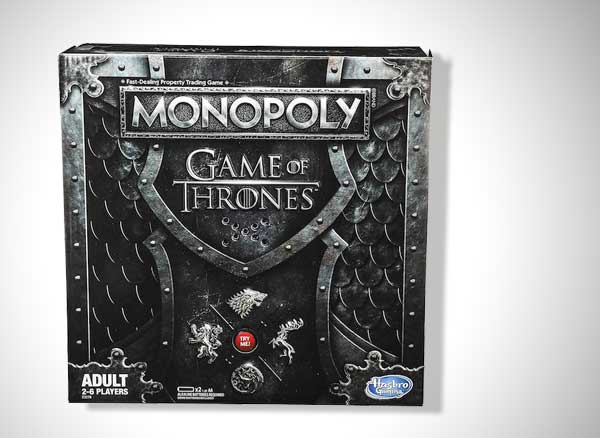 monopoly edition game thrones jeu societe 2 - Monopoly 'Game of Thrones', une Edition Chevaleresque