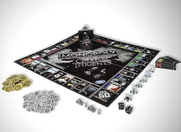 monopoly edition game thrones jeu societe 3 - Monopoly 'Game of Thrones', une Edition Chevaleresque