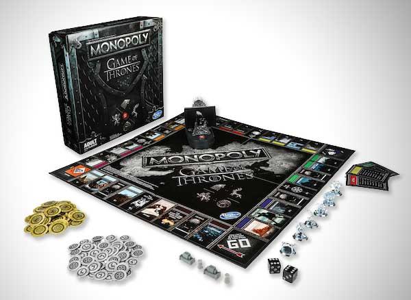 monopoly edition game thrones jeu societe 5 - Monopoly 'Game of Thrones', une Edition Chevaleresque