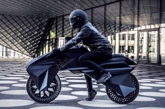 moto electrique imprimee 3d bigrep nowlab 1 331x219 - Imprimer en 3D une Moto sans Pneus c'est Possible (video)