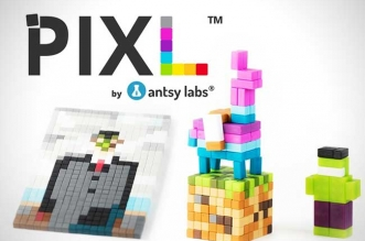 pixl jeu construction magnetique pixel art