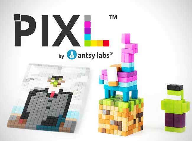 pixl jeu construction magnetique pixel art