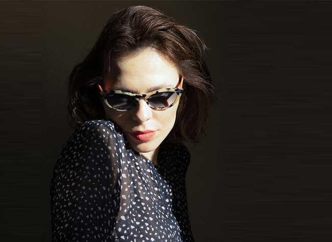 ray ban studios nina kraviz lunettes soleil solaires
