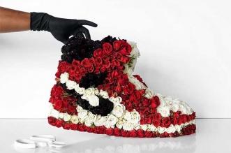 sculpture baskets fleurs art florale mr flower fantastic 6 331x219 - Avec des Fleurs Il Sculpte les Plus Populaires Baskets
