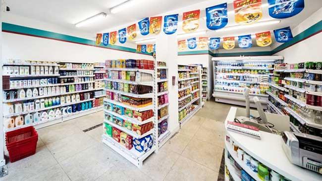 xu zhena installation art xuzhen supermarket supermarche 2 - Pour l'Amour de l'Art ce Supermarché Vend des Produits Vides (video)